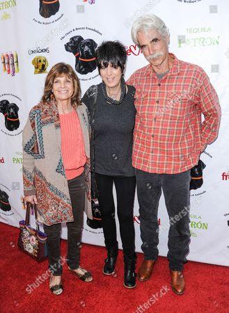 Katherine Ross, Diane Warren, Sam Elliott