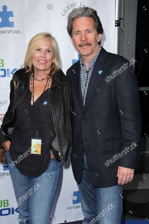 Editorial picture of Light Up The Blues Concert Benefitting Autism Speaks, Los Angeles, America - 13 Apr 2013