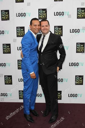 Editorial image of Logo NewNowNext Awards, Los Angeles, America - 13 Apr 2013