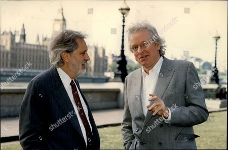 Film Producer Lord David Puttnam (left) With Producer Hugh Hudson David Terence Puttnam Baron Puttnam Cbe Frsa (born 25 February 1941) Is A British Film Producer And Educator. He Sits On The Labour Benches In The House Of Lords Although He Is Not Principally A Politician.