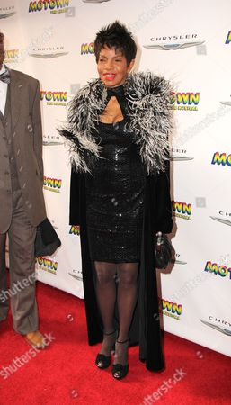 Stock Image of Melba Moore