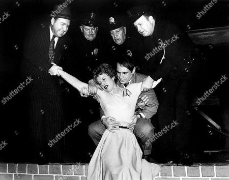 WITNESS TO MURDER (954)   Gary Merrill, Barbara Stanwyck
