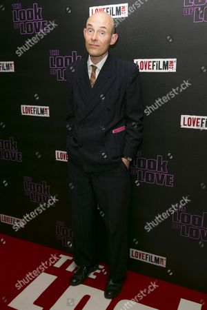 Editorial image of 'The Look of Love' film premiere, London, Britain - 15 Apr 2013