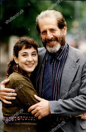 Editorial picture of Actor Topol With His Daughter Actress Adi Topol-margalith Chaim Topol (born September 9 1935) Often Billed Simply As Topol Is An Israeli Theatrical And Film Performer Actor Writer And Producer. He Has Been Nominated For An Oscar And Tony Award And Ha