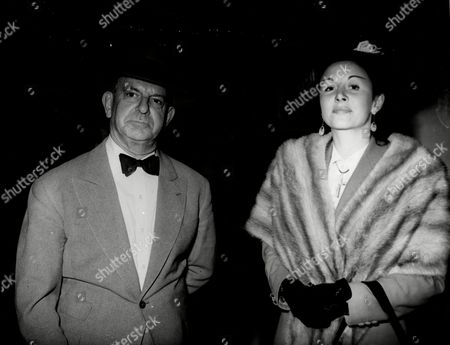 Actress Vera Ralston With Husband Herbert Yates Vera Ralston (born V?ra Helena Hruba; July 12 1919 Oo February 9 2003) Was A Czech Figure Skater And Actress. She Later Became A Naturalized American Citizen. She Worked As An Actress During The 1940s And 1950s.