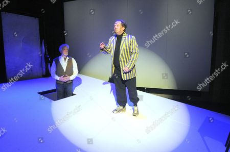 Editorial image of 'My Perfect Mind' play at the Young Vic Theatre, London, Britain - 04 Apr 2013