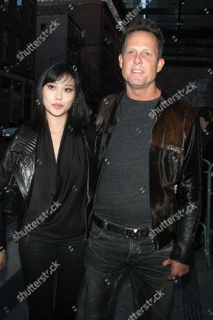 Jennifer Whalen and Dean Winters