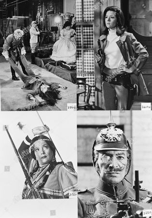 Editorial photo of 'The Avengers' Series 5 - TV Programme - 1967
