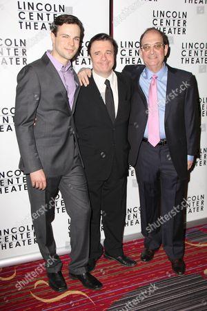 Stock Picture of Jonny Orsini, Nathan Lane, Lewis J Stadlen