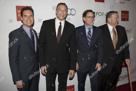 Editorial photo of Point Foundation Benefit, New York, America - 15 Apr 2013