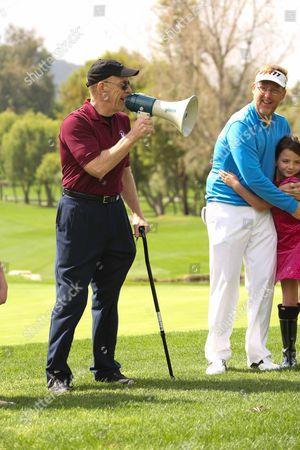 Editorial picture of 10th Annual Hack N' Smack, Kerry Daveline Memorial Celebrity Golf Classic, Tarzana, America - 14 Apr 2013