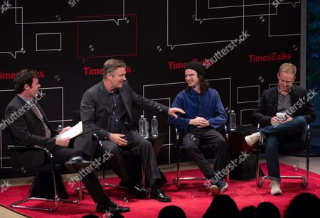 Patrick Healy, Alec Baldwin, Tom Sturridge, Ben Foster