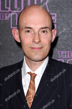 Stock Image of Paul Willetts