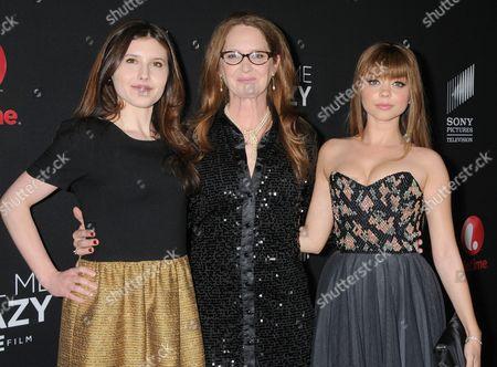 Stock Image of Melissa Farman, Melissa Leo and Sarah Hyland