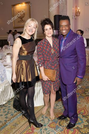 Terri Dwyer, Cordelia Bugeja and David Grant