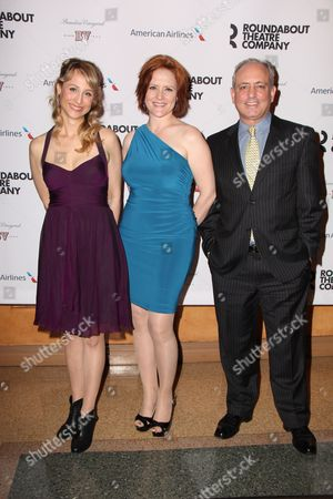 Stock Picture of Katya Campbell, Erika Rolfsrud, Mark Zeisler