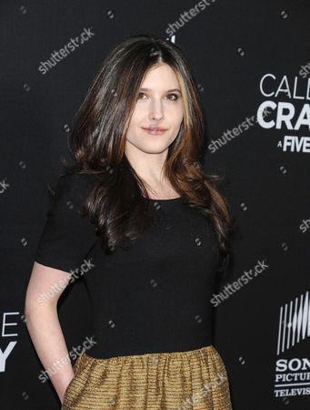 Editorial image of 'Call Me Crazy: A Five Film' film premiere, Los Angeles, America - 16 Apr 2013