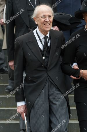 Norman Tebbit, St Paul's Cathedral