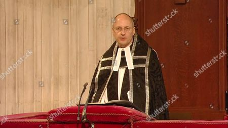 The Very Reverend David Ison Dean of St Paul's Cathedral