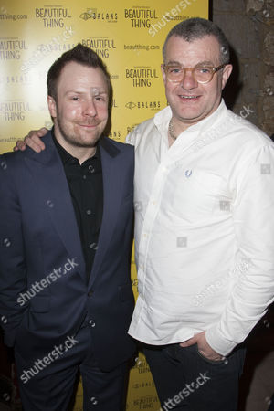 Editorial photo of 'Beautiful Thing' play press night after party, London, Britain - 17 Apr 2013