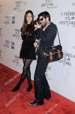 Adam Goldberg and Roxanne Daner