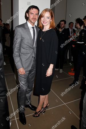 Dan Stevens and his wife Susie Stevens