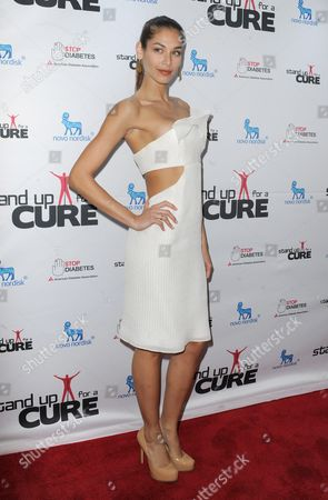 Editorial photo of Stand Up For A Cure, New York, America - 17 Apr 2013