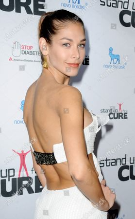 Editorial image of Stand Up For A Cure, New York, America - 17 Apr 2013
