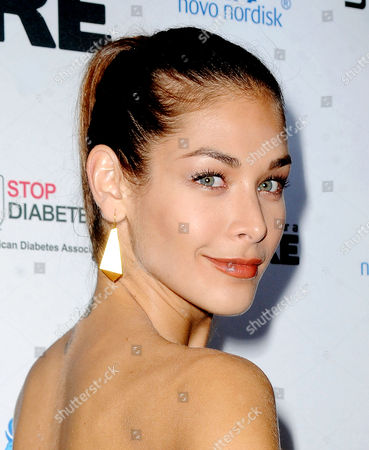 Stock Photo of Dayana Mendoza