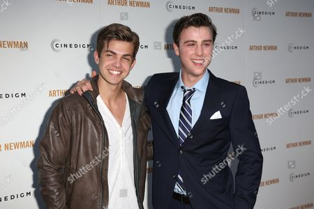 Cameron Palatas and Sterling Beaumon