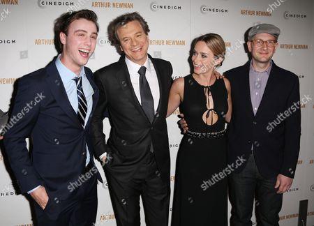 Editorial photo of 'Arthur Newman' film premiere, Los Angeles, America - 18 Apr 2013