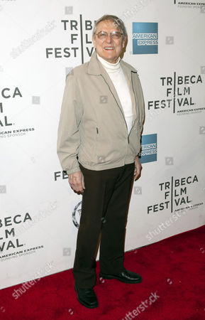 Editorial image of 'Adult World' film premiere at the Tribeca Film Festival, New York, America - 18 Apr 2013