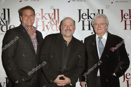 Jeff Calhoun, Frank Wildhorn, Leslie Bricusse