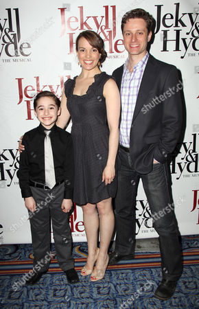 Joshua Colley, Kara Lindsay, Michael Arden