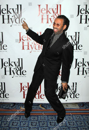 Editorial picture of 'Jekyll and Hyde' Musical opening night, New York, America - 18 Apr 2013