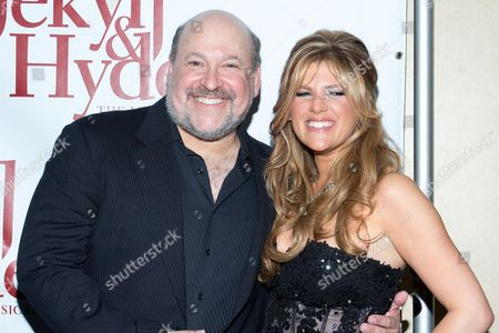 Stock Photo of Frank Wildhorn, Carly Robyn Green