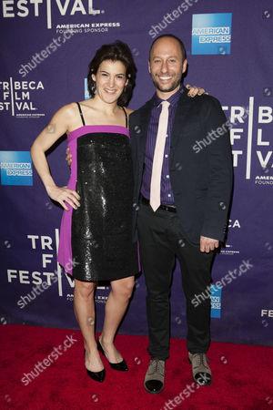 Genna Terranova and Darren Stein