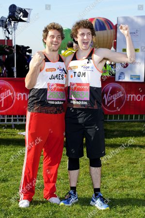 Tom Scurr and James Atherton