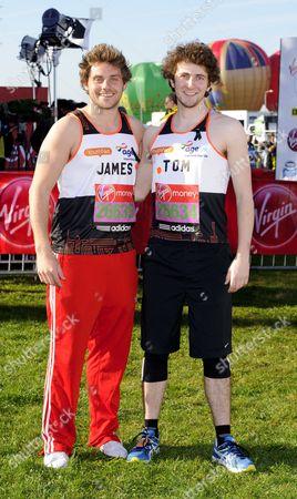 Editorial photo of Virgin London Marathon, London, Britain - 21 Apr 2013