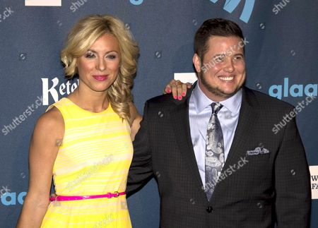 Editorial image of GLAAD Media Awards, Los Angeles, America - 20 Apr 2013