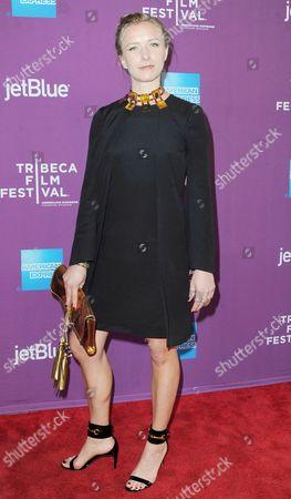 Stock Photo of Christina Voros