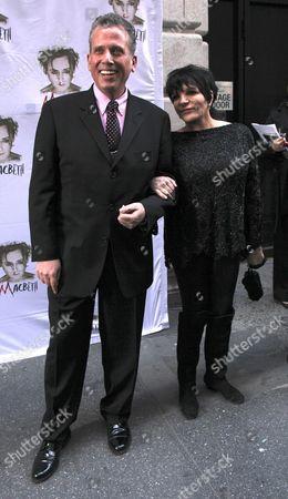 Billy Stritch, Liza Minnelli