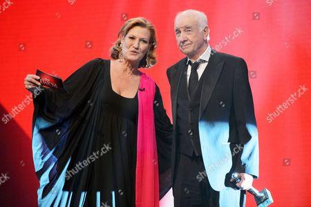 Editorial image of Romy Gala in Vienna, Austria - 20 Apr 2013