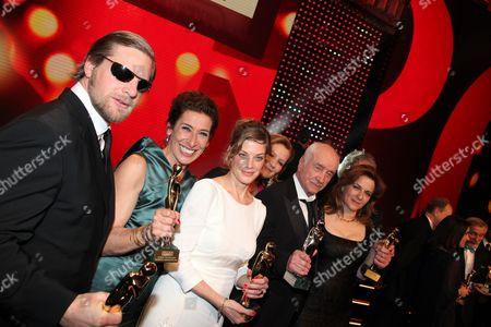 Henning Baum, Adele Neuhauser, Marie Baumer, Martina Gedeck, Armin Müller Stahl