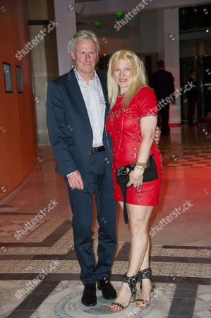Stock Image of Bjorn Borg and and his wife Patricia Ostfeldt