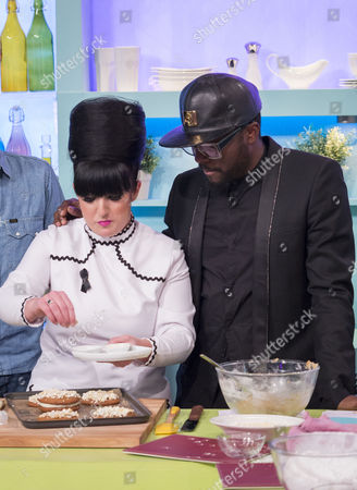 Stacie Stewart and Will.i.am
