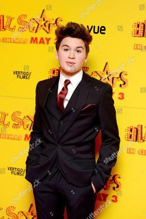Editorial photo of 'All Stars' film premiere, London, Britain - 22 Apr 2013