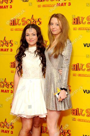 Fleur Houdijk and Amelia Clarkson