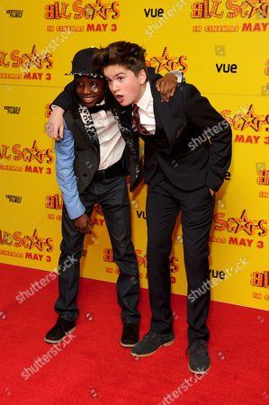 Editorial picture of 'All Stars' film premiere, London, Britain - 22 Apr 2013
