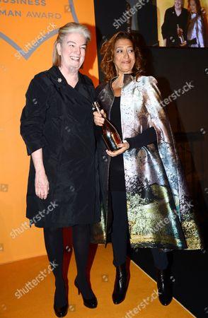 Editorial photo of Veuve Clicquot Business Woman Award, Claridge's, London, Britain - 22 Apr 2013